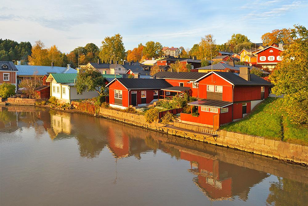 Финляндия домики купить квартиру за границей в ипотеку