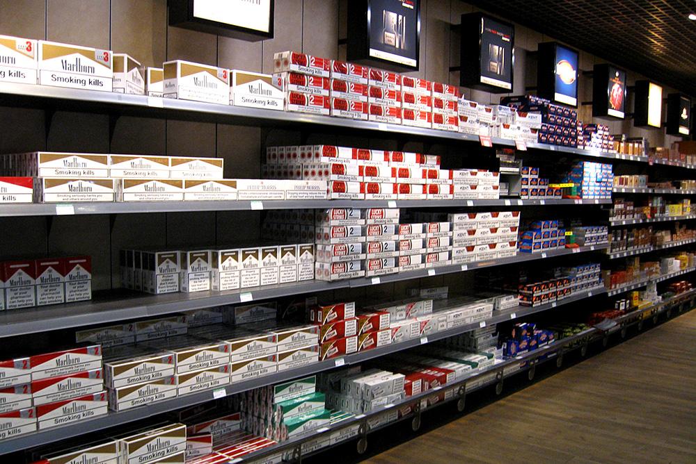 Какие сигареты можно купить в дьюти фри куплю сигареты с фильтром