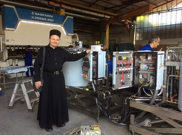 Фотография: Официальная страница Вконтакте Спасо-Преображенского Валаамского монастыря