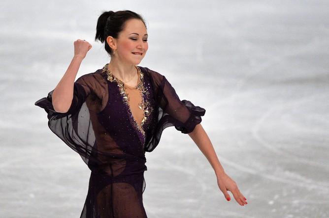 Елизавета Туктамышева стала новой чемпионкой Европы по фигурному катанию