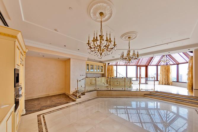 Квартира на улице Удальцова (ЗАО) площадью 890 кв. м. Фото: Contact Real Estate
