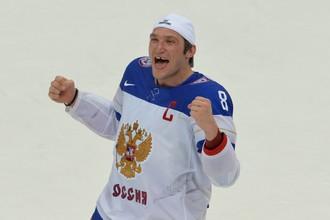 В Александре Овечкине в сборной России видят недостающую деталь в чемпионском паззле