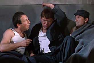 Кадр из фильма «Джентльмены удачи», 1971 год