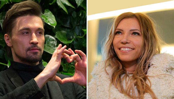 Дима Билан и Юлия Самойлова, коллаж