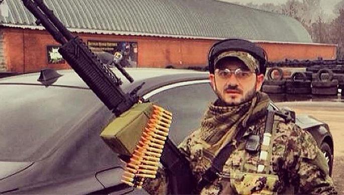 Галустян возьмется за оружие