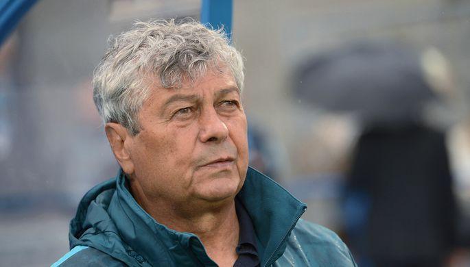 Тренер «Зенита» Мирча Луческу