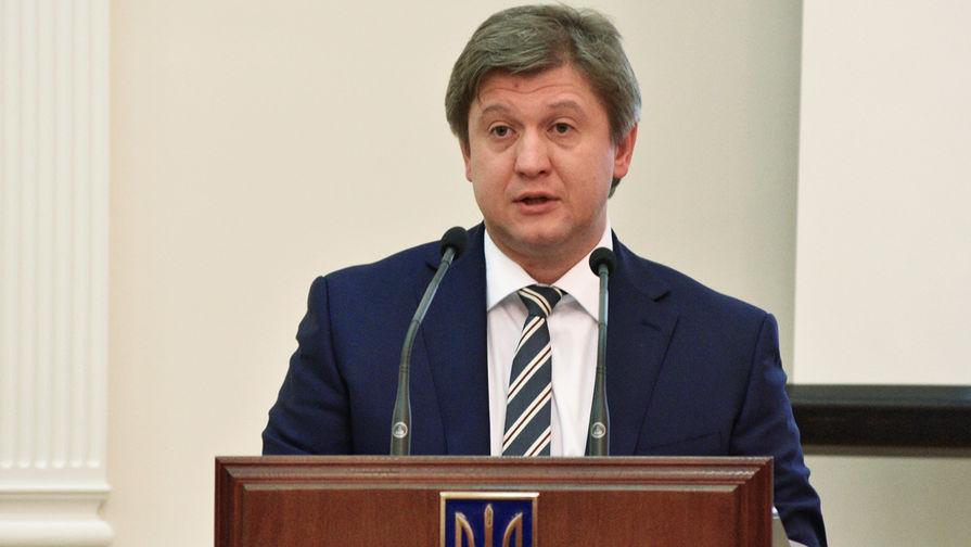 Зеленский согласился уволить секретаря СНБО Данилюка, сообщают СМИ