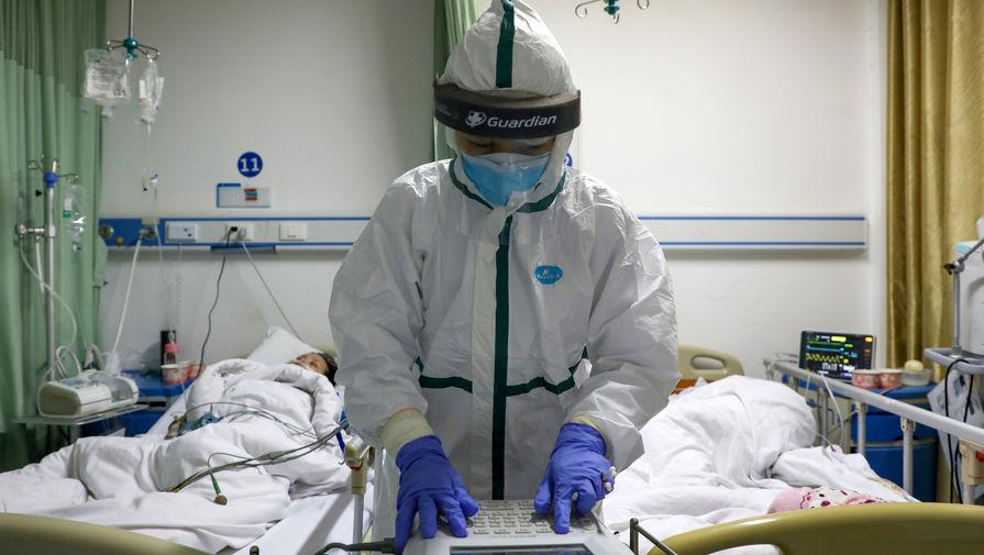 В Китае нашли эффективный способ лечения коронавируса - Газета.Ru