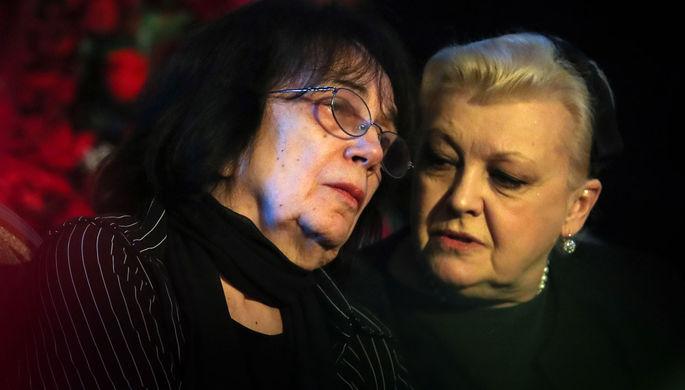 Наследство актера: вдова Баталова не знала о договоре ренты