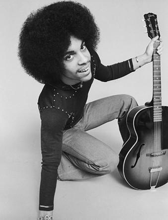 Принс, 1975 год
