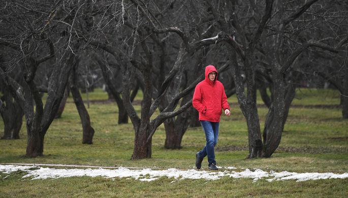 Россия без снега: кому угрожает аномально теплая зима