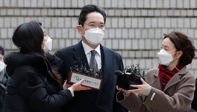 «Лидер-талисман»: помилуют ли наследника империи Samsung