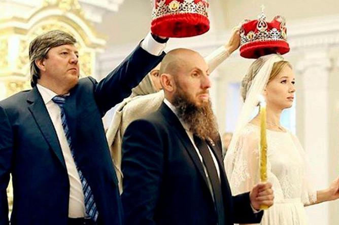 Владимир Кехман и Ида Лоло