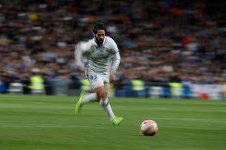 Игрок мадридского «Реала» Иско