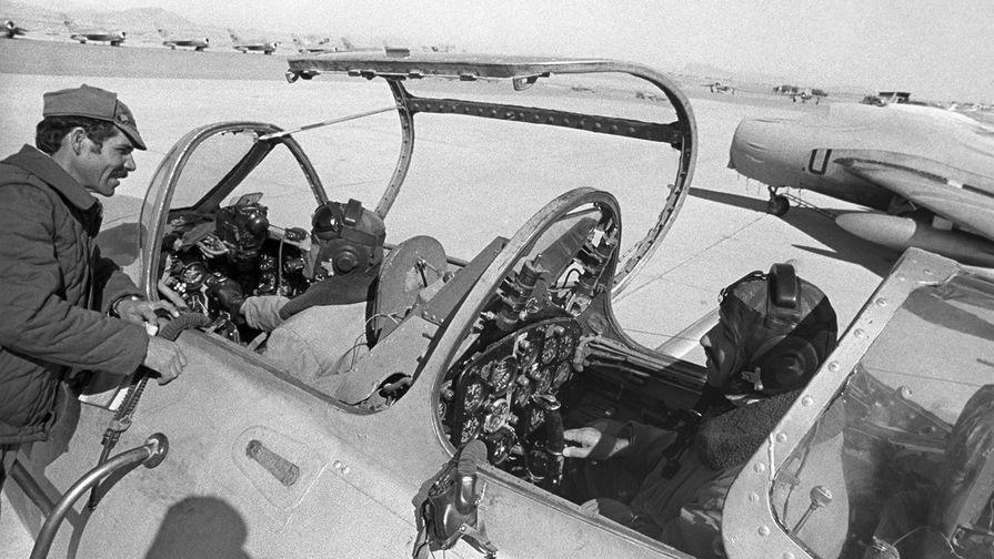 Сбитый в Афганистане советский летчик хочет вернуться домой