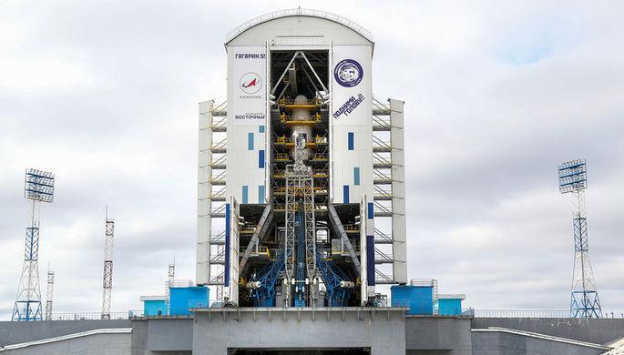 Названа дата первого пуска ракеты с космодрома Восточный в 2019 году