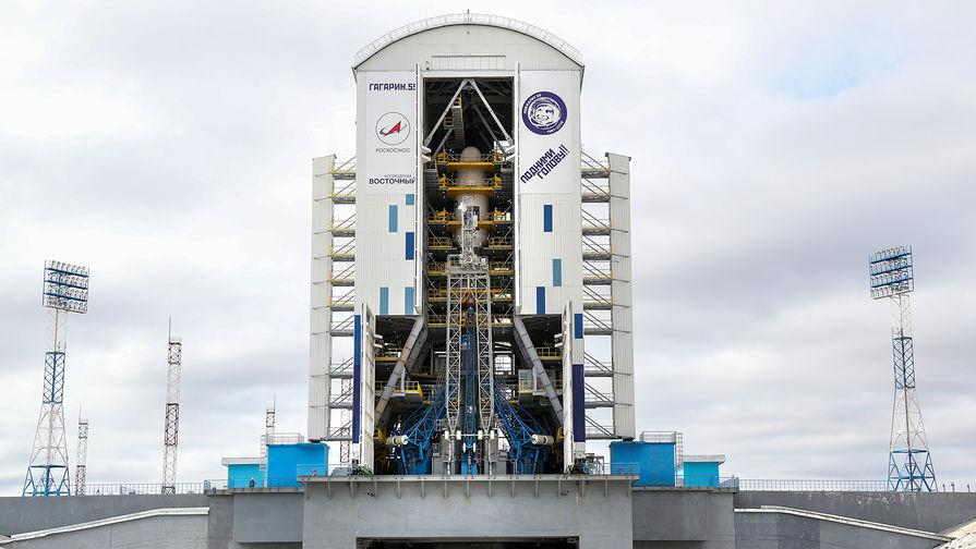 Восточный подготовлен для запуска кораблей к МКС