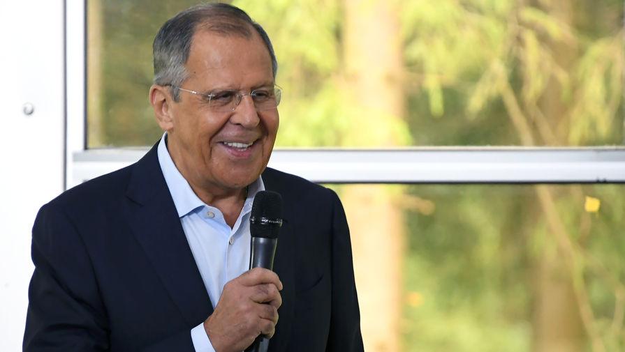 Лавров рассказал, что заявления США зависят от настроения