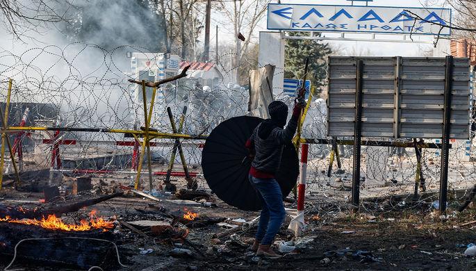 Мигрантский захват: как Европа справится с потоком беженцев
