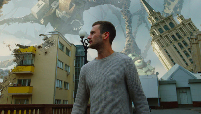 Кадр из фильма «Кома» (2020)