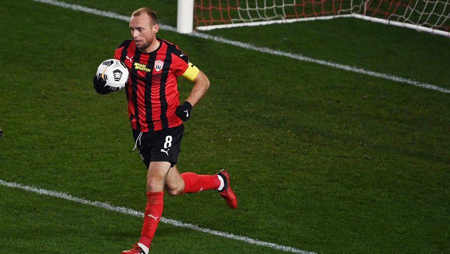Глушаков рассказал, успел ли он пообщаться с новым тренером сборной России