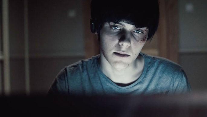 Кадр из фильма «Зал самоубийц» (2011)
