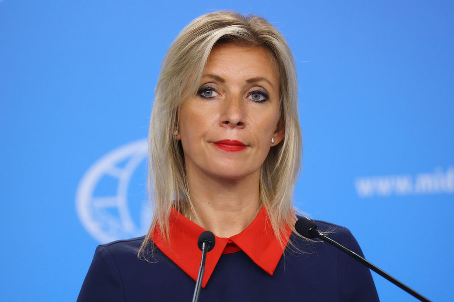 Захарова надеется, что посольство РЎРЁРђ доложит РІР'ашингтон РѕР± истинных причинах вызова Салливана