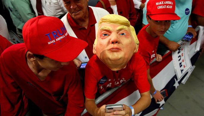 Ставка на президента: банк предлагает заработать на выборах в США