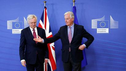 Британия и Европа определили регламент Brexit