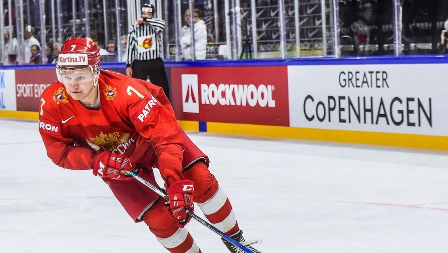 Источник: Капризов и Сорокин не поедут в НХЛ на следующий сезон