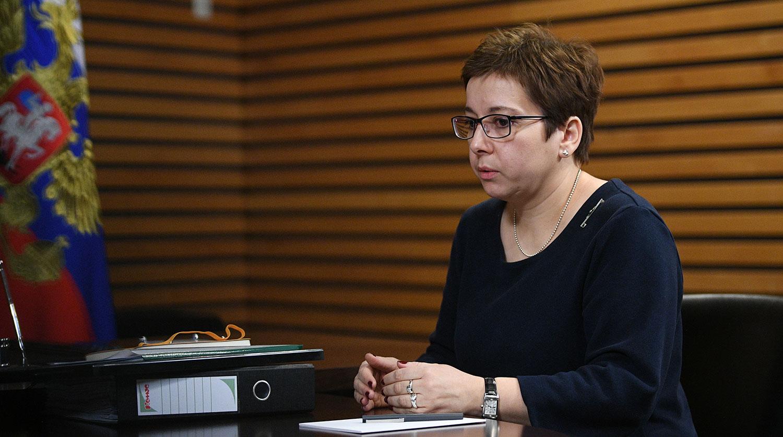 Нюта Федермессер снялась с выборов в Мосгордуму