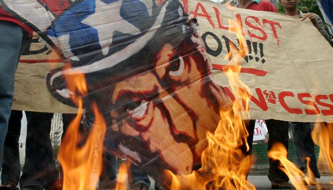 «Политический вакуум»: как американская гегемония уходит в небытие