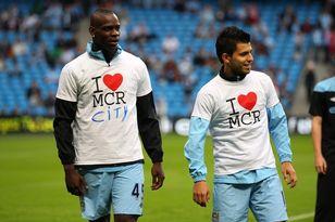 Марио Балотелли и Серхио Агуэро признались в любви Манчестеру