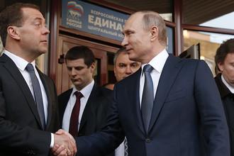 Путин не обнаружил у ЕР трескотню
