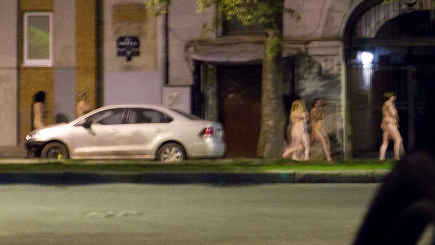 Жалобы проституток