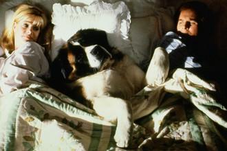Кадр из фильма «Бетховен» (1992)