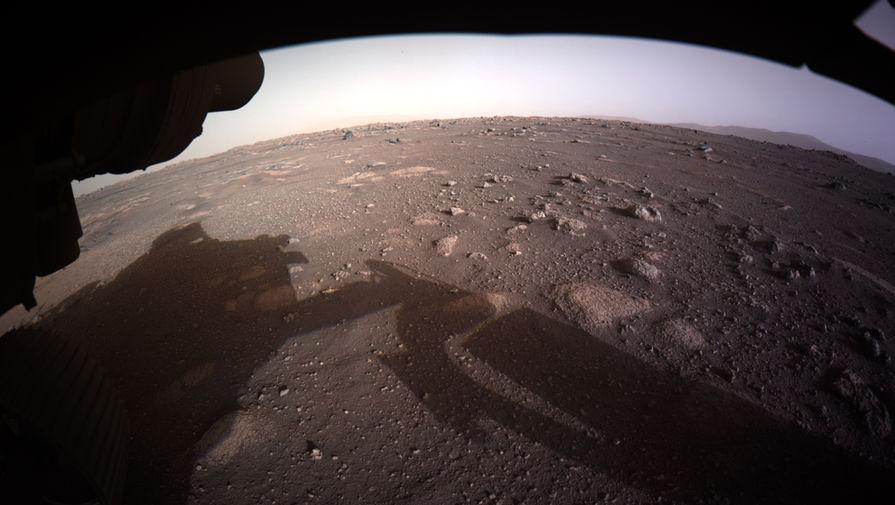 NASA опубликовало первые звуки с поверхности Марса