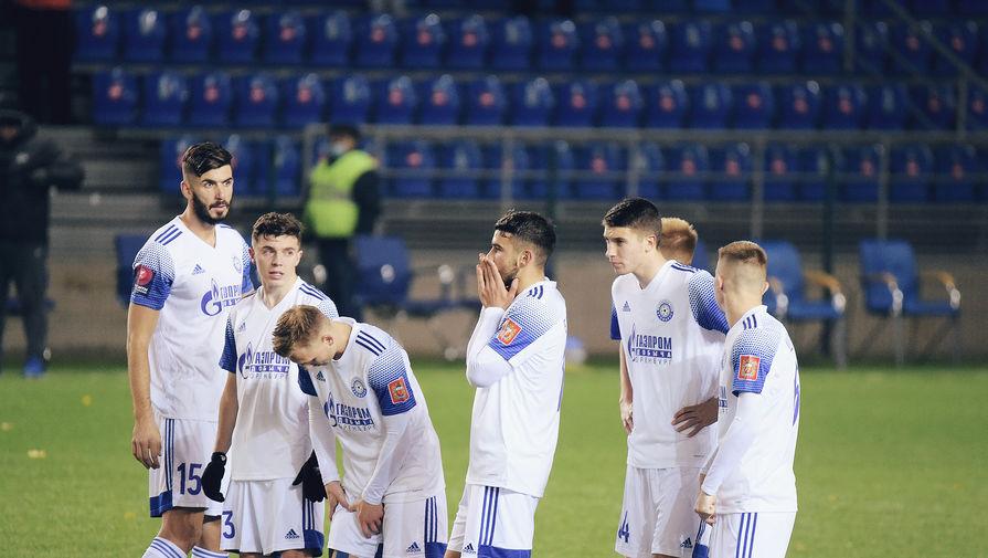 Игроки ФК «Оренбург»