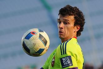 Роман Еременко по решению УЕФА отстранен от футбольных матчей сроком на 30 дней