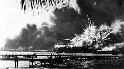 75 лет назад Япония напала на Перл-Харбор