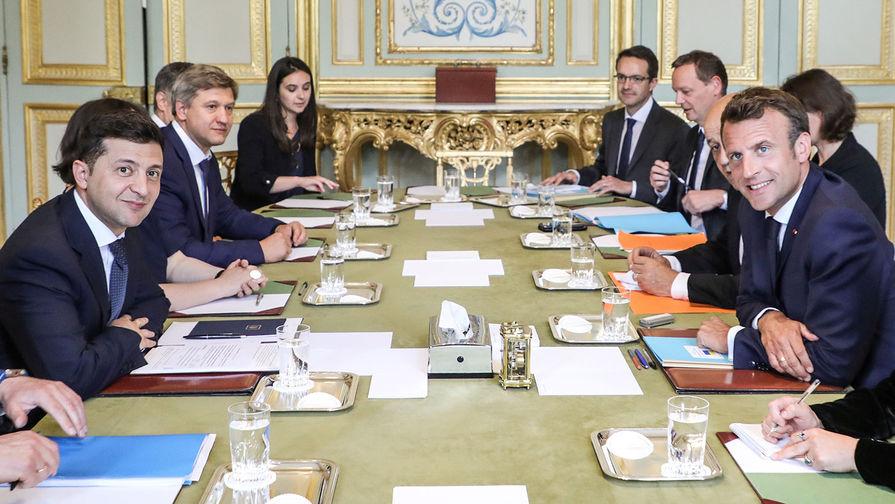 На Украине сочли поездку Зеленского в Европу провалом
