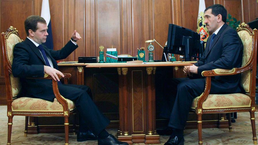 В Ингушетии отреагировали на отставку Евкурова