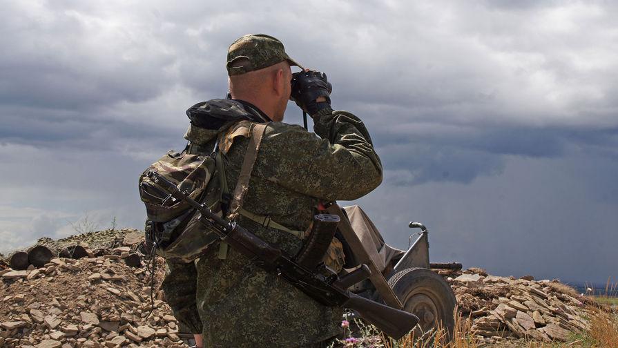 ЛНР назвала провокацией обстрел Донбасса