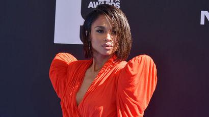 Сиара во время премии BET Awards в Лос-Анджелесе, 23 июня 2019 года