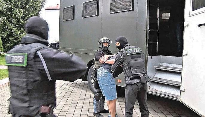 Задержание россиян в Минске: украинский куратор объяснил провал операции