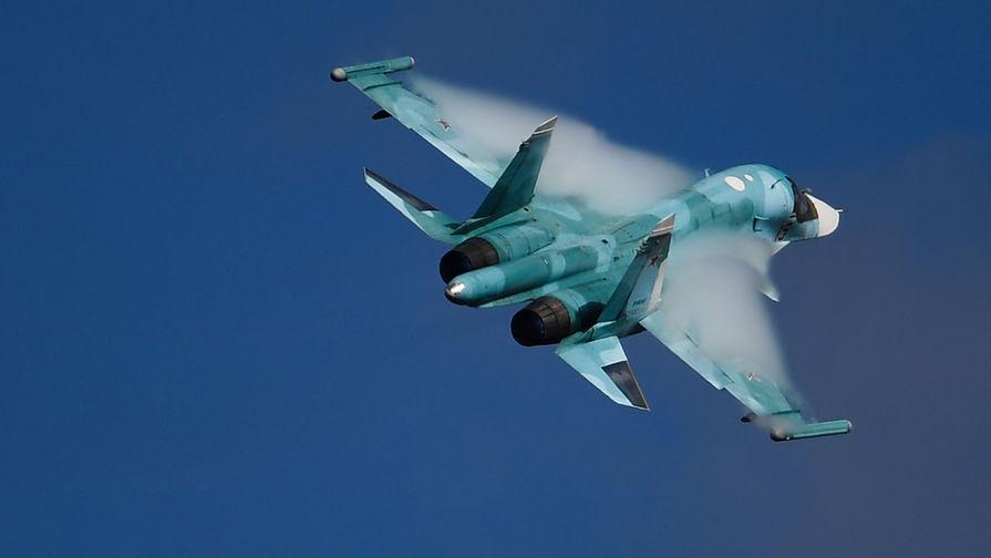 Учебный полет: в Хабаровском крае разбился бомбардировщик