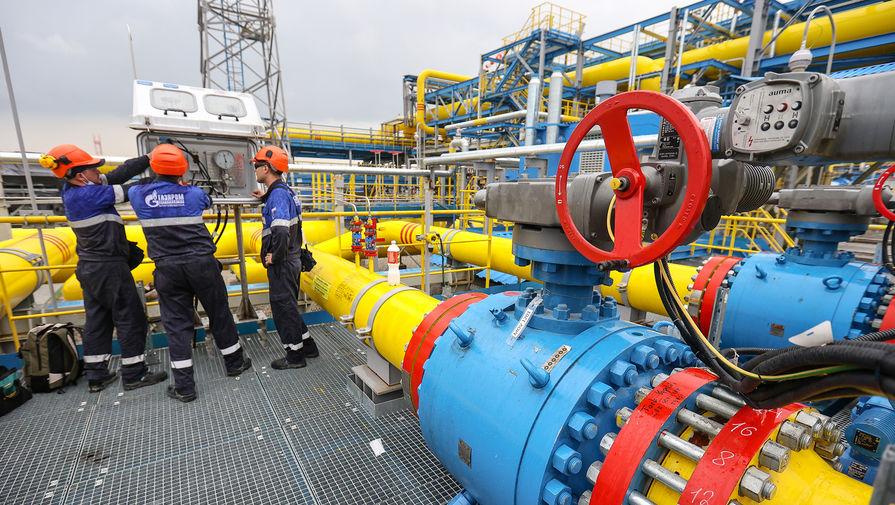 """""""Газпром"""" назвал оплату долгов условием для продления газового контракта с Молдавией"""