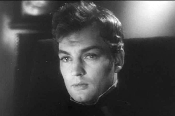 Кадр из фильма «После бала» (1961)