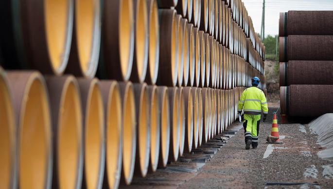 Обойти санкции: в ФРГ учредили фонд для защиты «Северного потока — 2»