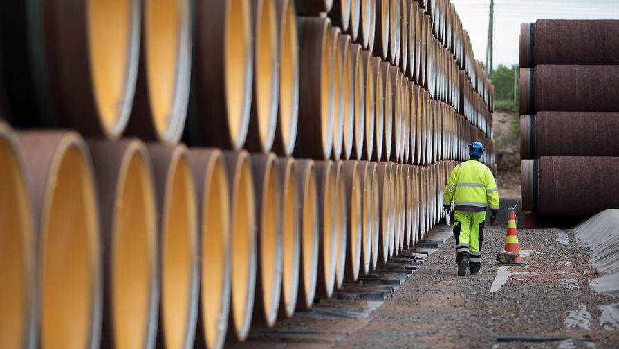 Германия прокомментировала отказ компаний от работы с Северным потоком - 2